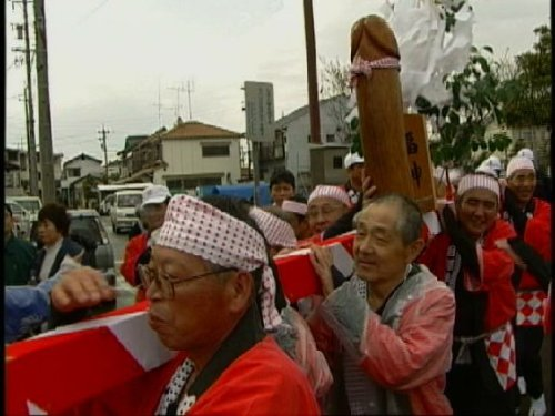 Penis day in Japan (15 marzo)